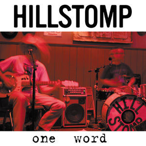 HILLSTOMP one word cover